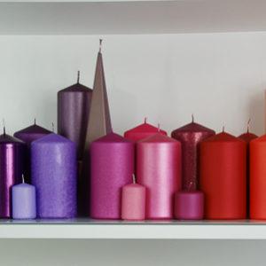 Barwniki do świec